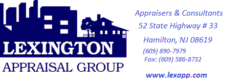 Real Estate Appraisal Residential Commercial Appraisals Hamilton Trenton Mercer County Nj Lexington Appraisal Group